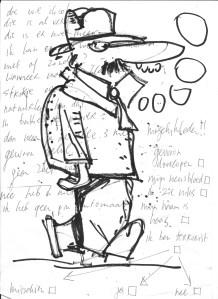 robert pennekamp, pennekamp, workshop, brainstormen, idee, cartoon, strip, verhaal, mogelijkheden