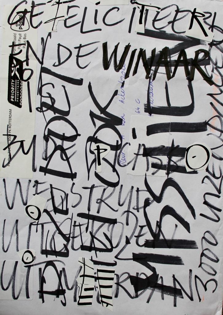 Stem, juryselectie, Na Fijne Fijnerikken, Robert Pennekamp, AVROTROS, Kunstuur, Lucas de Man, Krabbé zoekt Picasso, museumdirecteur, kunstenaar, stem, stemmen, winnaar